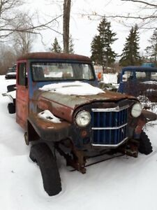 1964 Willy's Jeep