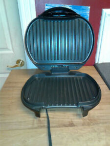 Hamilton Beach (George Foreman Style) Sandwich Grill Press