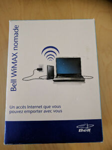 Bell Wimax