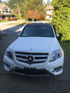 2013 Mercedes-Benz GLK Highest Trim