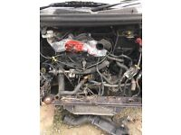 Ford transit engine + box CHEAP