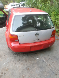 mk4 Golf Rear Hatch $50