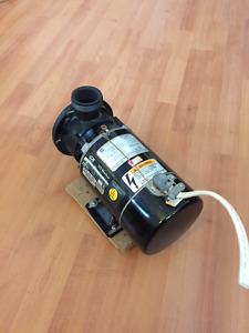 Pompe de spa modèl: Sa55 Emerson 3/4 HP