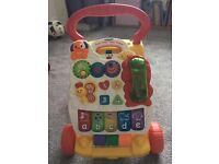 VTech first steps baby walker.