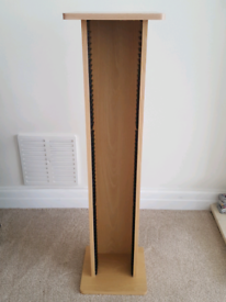CD tower rack in good condition.