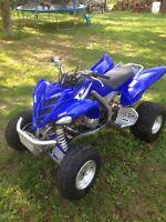 Yamaha Raptor 700 2006