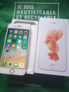 Apple iPhone 6S 32G LTE - UNLOCKED . DEBARRER . DEVEROUILLER