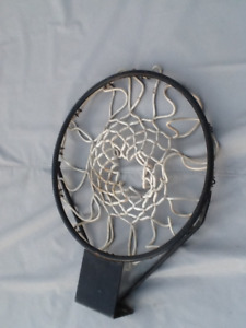 Basketball Rim with mesh 18 inch