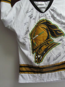 2018 Auto graphed Knights Jersey