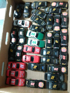 1991 Racing Champions Die Cast Cars - NASCAR - 34 car lot