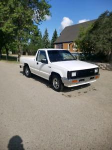 92 Dodge Ram 50 1/4ton