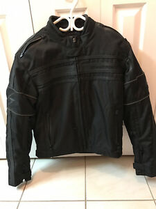 SCORPI0N'S MEN'S MOTORCYCLE JACKET