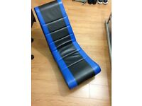 Classic Game chair (blue)