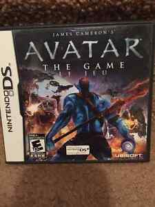Avatar The Game - for Nintendo DS