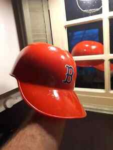 Boston Red Sox batting helmet