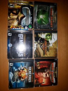 Command and conquer computers games