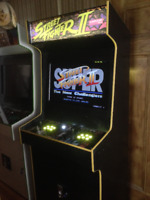 Street Fighter Ii Arcade Cabinet Machine 999 Games Delivery