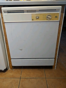Brand New Dishwasher (Weather Stained)