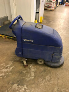 Industrial Floor Washer