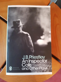 An Inspector Calls and Other Plays. J B Priestly