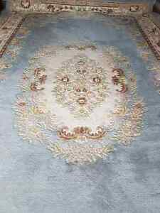 Aubusson Indian Carpet Cambridge Kitchener Area image 1