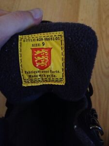 Winter boots size 9 Windsor Region Ontario image 4