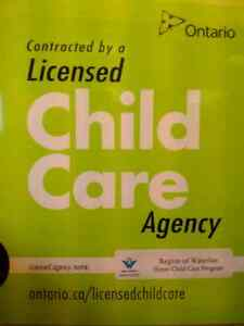 Looking for quality home child care?? Cambridge Kitchener Area image 1
