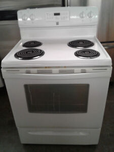 """30"""" KEMNORE COIL FREE STANDING CONVECTION STOVE"""