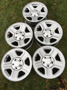 Jeep Rims - Never Used