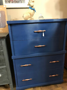 Updated 4 Drawer Dresser