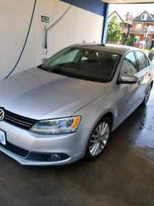 2013 vw jetta tdi highline