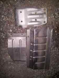 1988-2001 skid plates for GMC