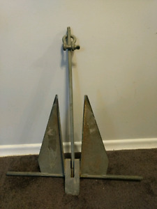 Sand Wedge Boat Anchor