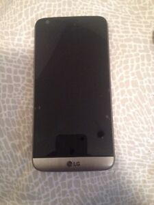 LG G5 cell phone with life proof case send a offer