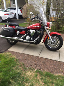2007 Yamaha V-Star1300 Touring Edition, Price Reduced!