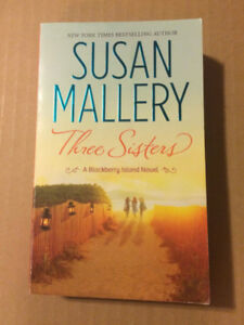 Three Sisters: A Blackberry Island Novel - Susan Mallery