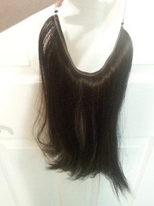 Synthetic Headband Hair Extensions