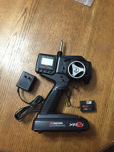 JR XR2I radio system with charger