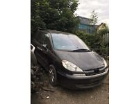 Peugeot 807 breaking for parts