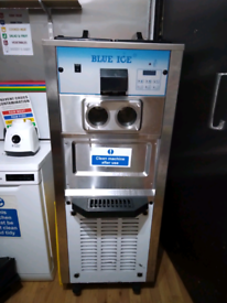 BlueIce Ice cream machine