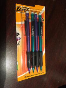 Mechanical Pencils, Paper Weight