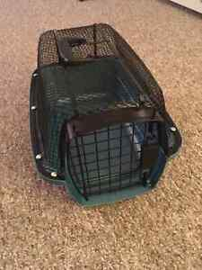 Carrier for small cat or dog