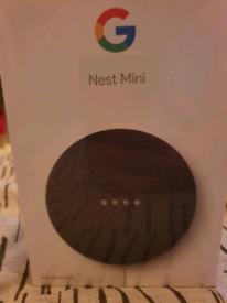 Nest mini 2nd generation new