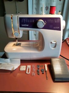 Brother LS-2129 Sewing Machine