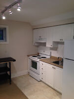 One Bedroom Basement Apartment Bathurst and Lawrence
