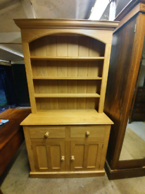 20th Century Solid Oak Dresser