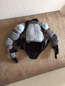 2 Sets of Upper Body Dainese MTB Armor w/ Spine Protector