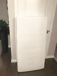 New condition crib mattress