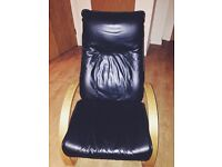 Almost new Leather armchair for just 50 pounds
