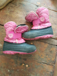 Kamik winter boots  (size 10)